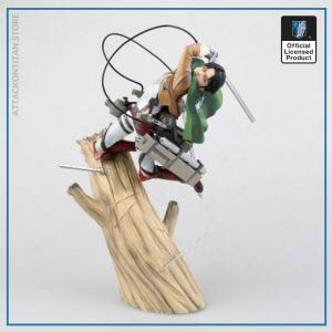 Attack On Titan Figure - Levi Ackerman Figure