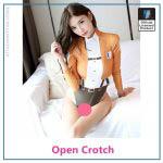 open-crotch