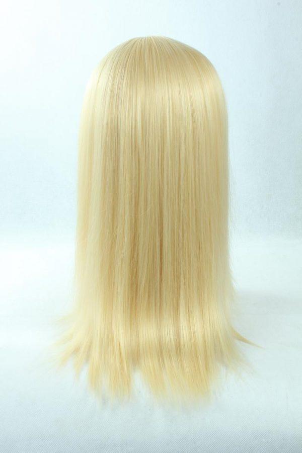Attack on Titan Krista Lenz Christa Short Blonde Kyojin Renz Heat Resistant Synthetic Hair Cosplay Costume 2 - Attack On Titan Store