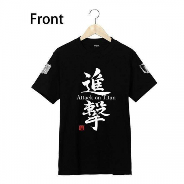 aot shirt - Attack On Titan Store