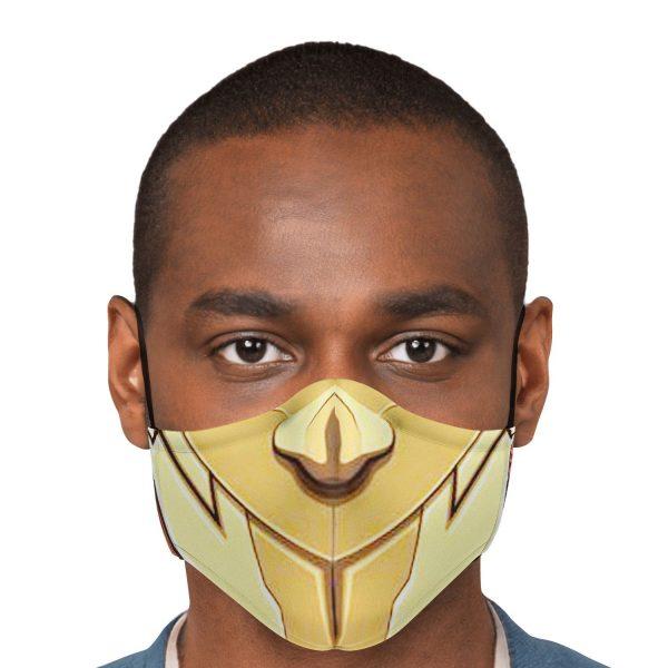 armored titan attack on titan premium carbon filter face mask 147911 - Attack On Titan Store