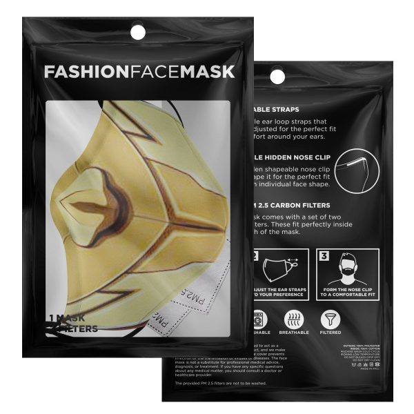 armored titan attack on titan premium carbon filter face mask 164861 - Attack On Titan Store