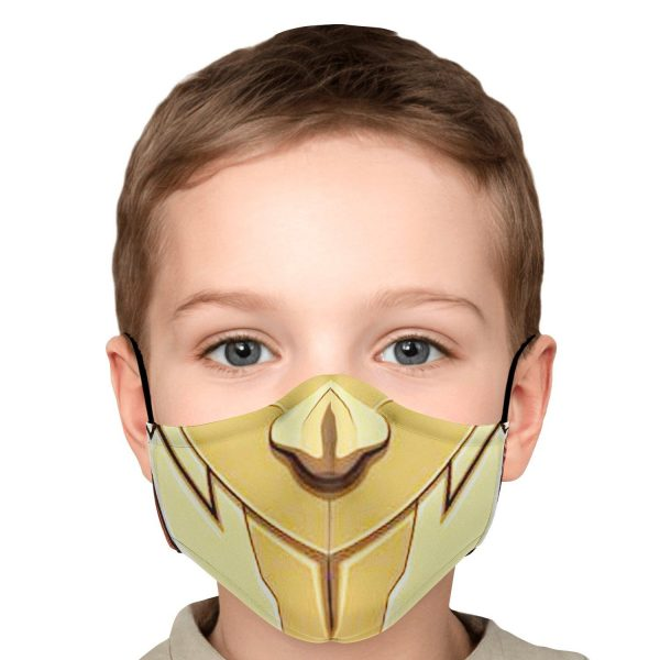 armored titan attack on titan premium carbon filter face mask 318513 - Attack On Titan Store
