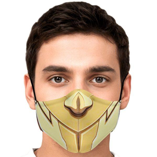 armored titan attack on titan premium carbon filter face mask 768015 - Attack On Titan Store