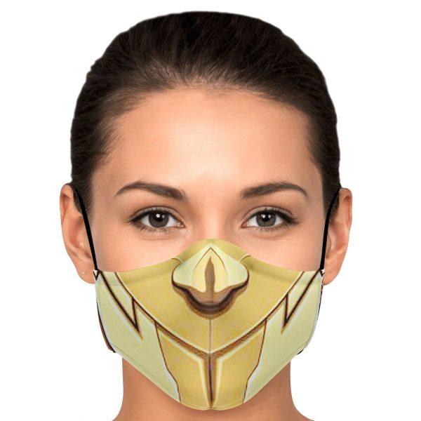 armored titan attack on titan premium carbon filter face mask 873321 - Attack On Titan Store