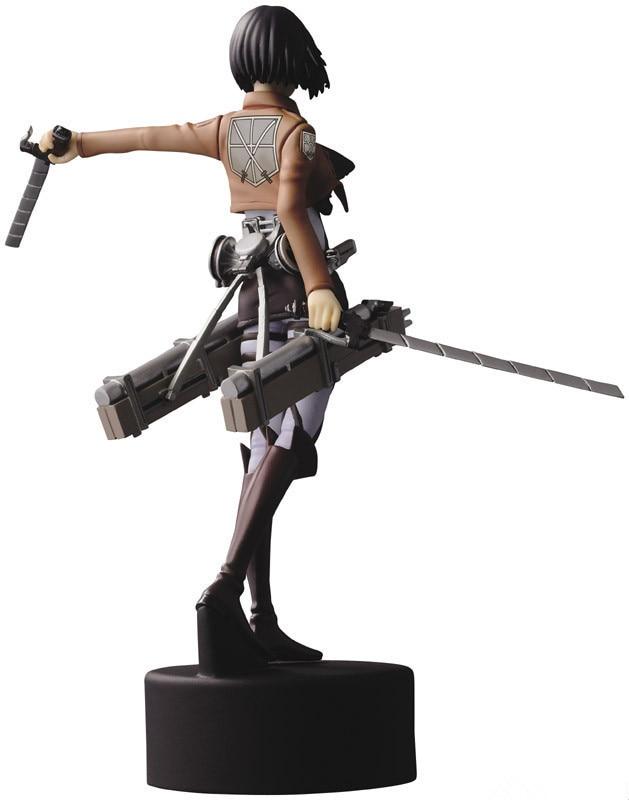 Attack On Titan Figure - Mikasa Ackerman Figure, 1/8 Scale Painted PVC Action Figure (Copy)