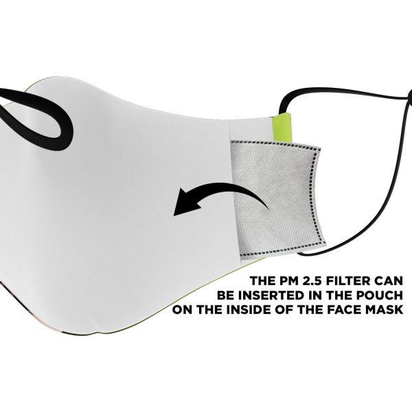 jaw titan v4 attack on titan premium carbon filter face mask 257181 - Attack On Titan Store