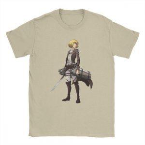 Attack on Titan Armin Arlert T-Shirt Official Attack On Titan Merch