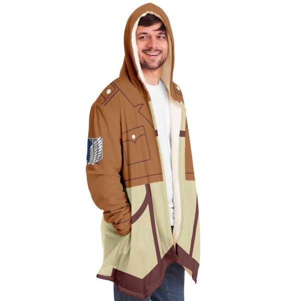 the survey corps attack on titan dream cloak coat 200535 - Attack On Titan Store