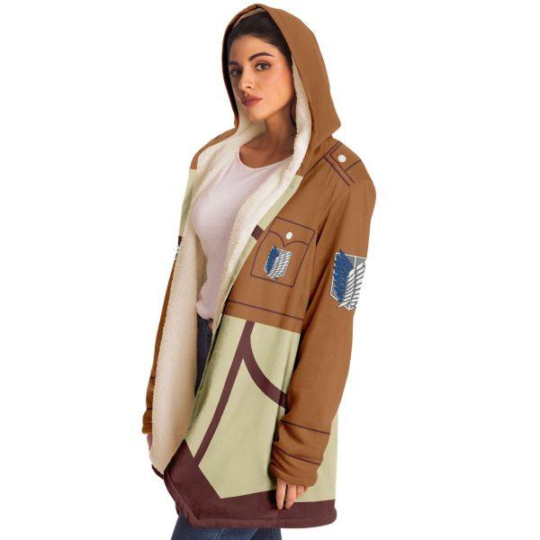 the survey corps attack on titan dream cloak coat 353886 - Attack On Titan Store