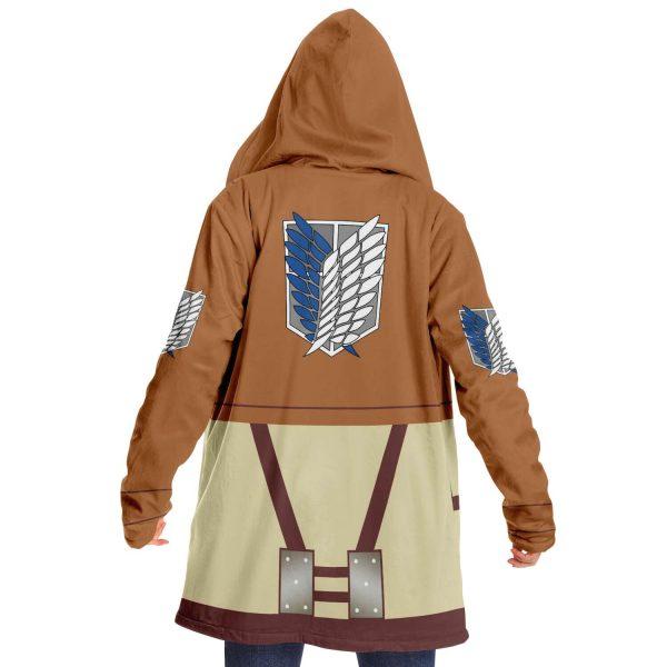 the survey corps attack on titan dream cloak coat 981372 - Attack On Titan Store