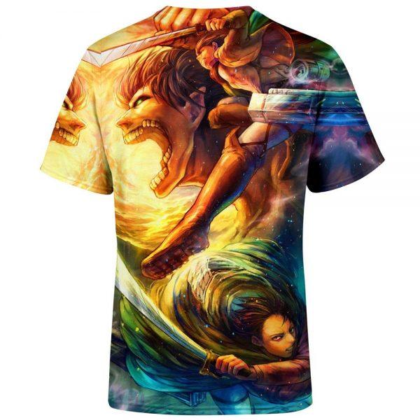 vibrant attack on titan t shirt 533429 - Attack On Titan Store