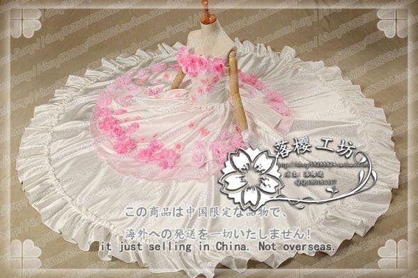Anime Attack on Titan Krista Lenz Historia Reiss Cosplay Costume Wedding Dress Outfit Dress Gloves Veil 5 - Attack On Titan Store