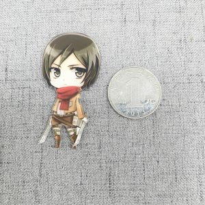 Attack on Titan anime action figure prefect quality acrylic fridge magnets home decoration classics gift 2.jpg 640x640 2 - Attack On Titan Store
